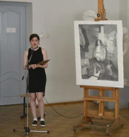 Свердловское художественное училище им. И.Д.Шадра фото 2