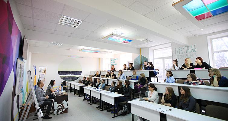 Международный колледж искусств и коммуникаций Института гуманитарного образования и информационных технологий фото