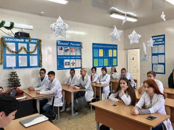 Анапский филиал Новороссийского медицинского колледжа фото 2