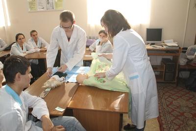 Кузнецкий филиал  Пензенского областноого медицинского колледжа фото 3