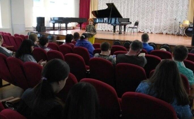 Кузнецкий музыкальный колледж фото 3