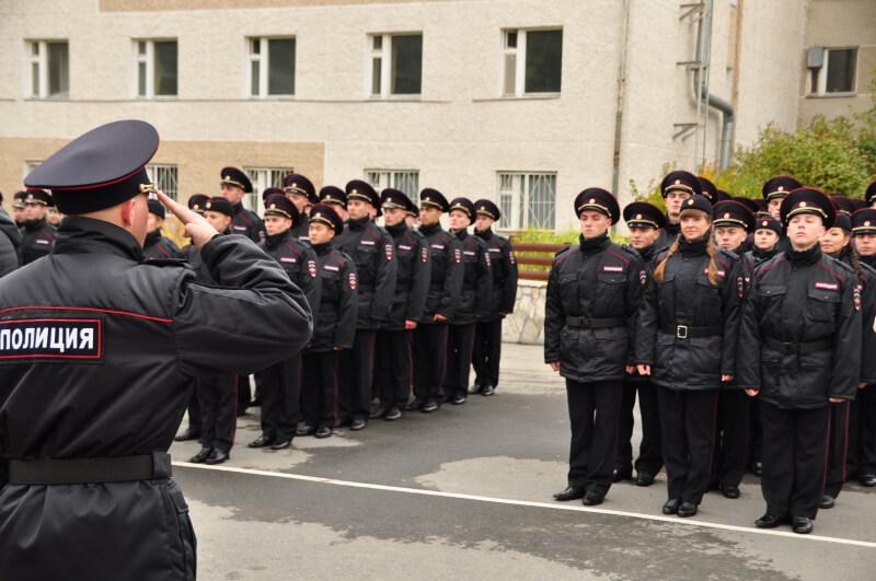 Уральский юридический институт Министерства внутренних дел Российской Федерации фото 5