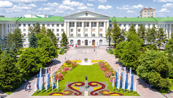 Донской государственный технический университет фото