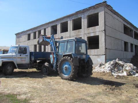 Каратузский филиал Минусинского сельскохозяйственного колледжа фото