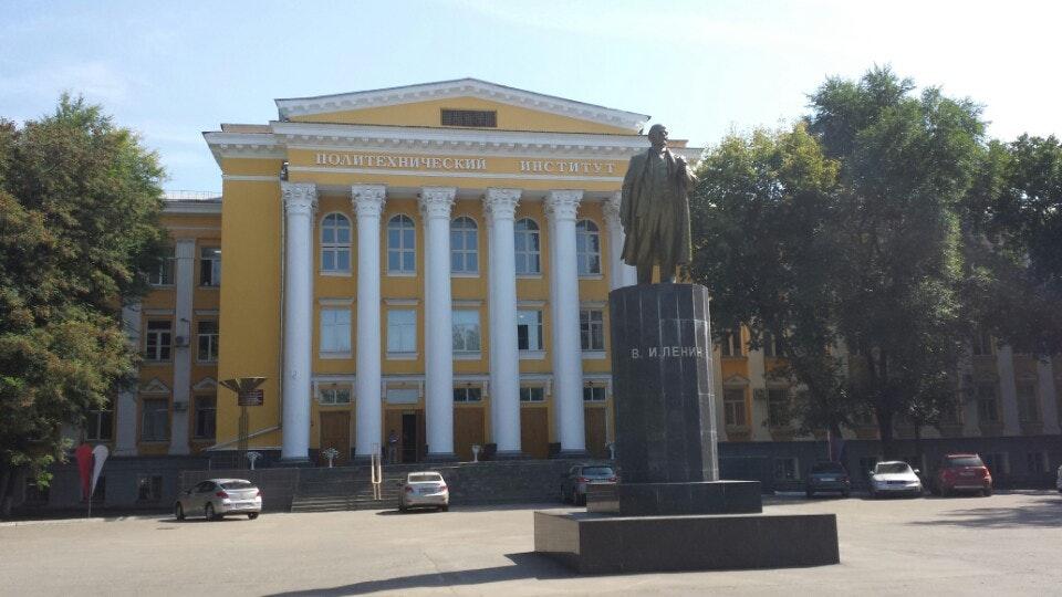 Воронежский государственный технический университет фото 1