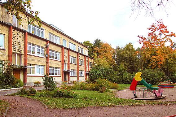 Детский сад №16 Красногвардейского района Санкт-Петербурга фото