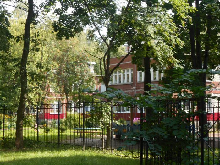 Детский сад №53 компенсирующего вида Калининского района Санкт-Петербурга фото