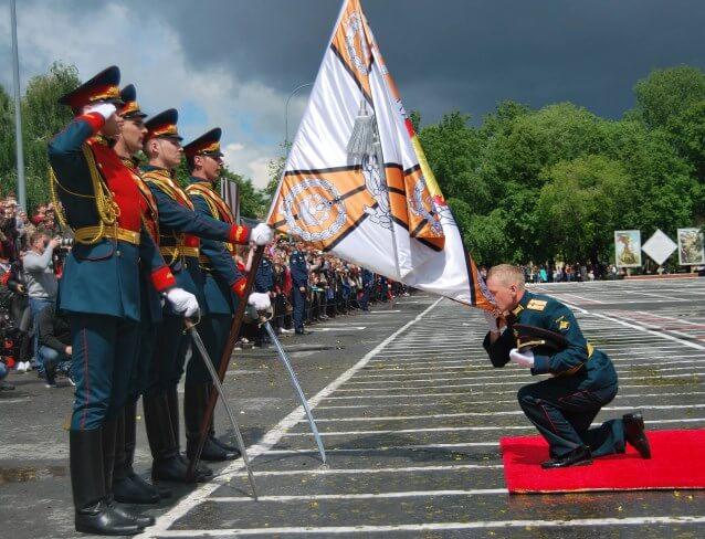 Тюменское высшее военно-инженерное командное училище имени маршала инженерных войск А.И.Прошлякова фото 3