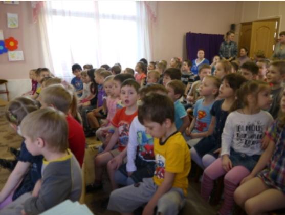Дошкольное отделение №4 школы №1623 фото 2