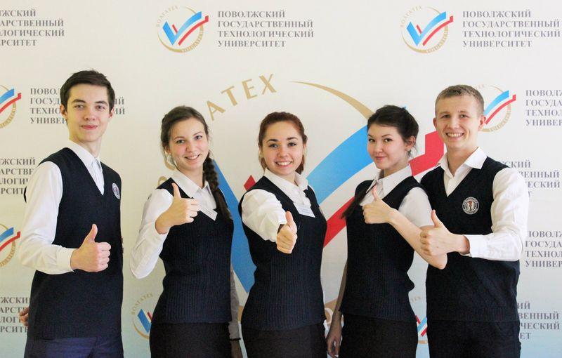 Поволжский государственный технологический университет фото 3