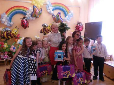 """Дошкольное отделение №12 школы №1357 """"На Братиславской"""" фото"""