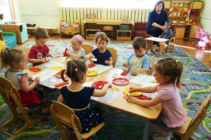Дошкольное образование школы №1195 фото 1