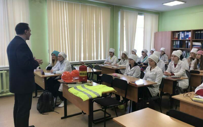Дмитровский филиал Московского областного медицинского колледжа №4 фото 3