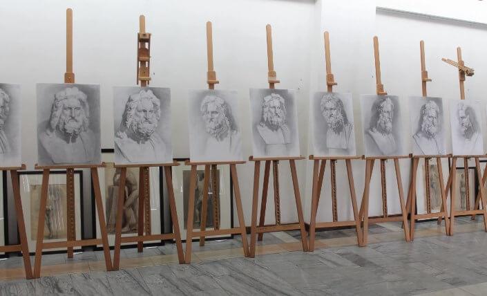 Свердловское художественное училище им. И.Д.Шадра фото 1