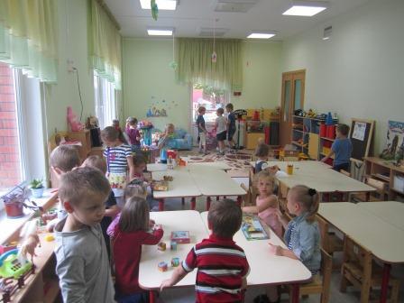 """Дошкольный корпус №1 """"Школы на Яузе"""" фото"""