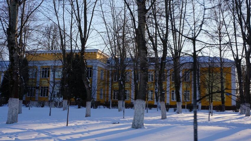 Ступинский филиал Московского областного медицинского колледжа № 2 фото