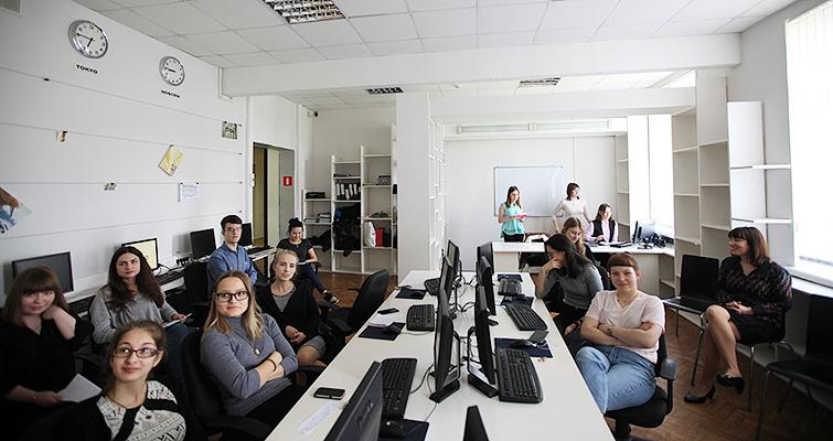 Международный колледж искусств и коммуникаций Института гуманитарного образования и информационных технологий фото 2