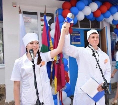 Выселковский филиал Кропоткинского медицинского колледжа фото 4