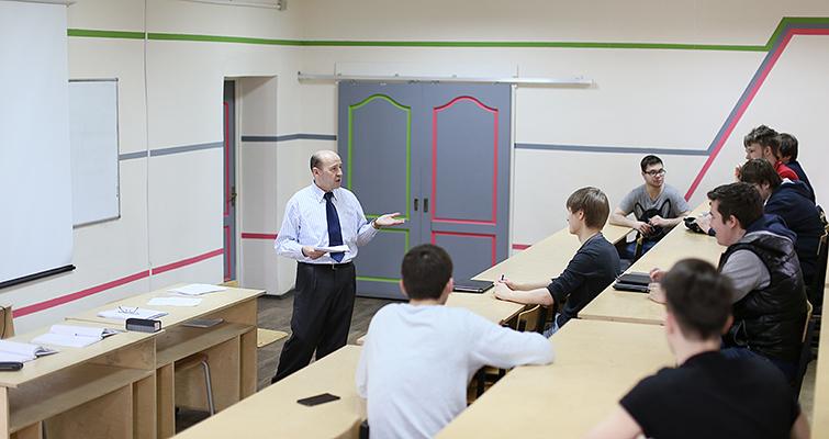 Международный колледж искусств и коммуникаций Института гуманитарного образования и информационных технологий фото 3