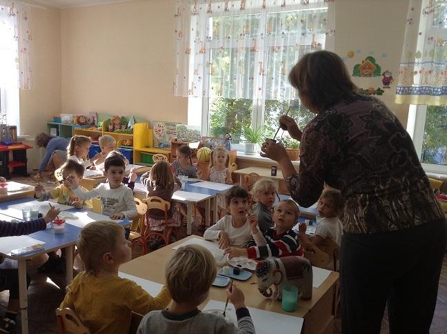 Дошкольное отделение №9 школы №627 им. Лелюшенко фото 2