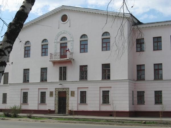 Кооперативный техникум Тамбовского облпотребсоюза фото