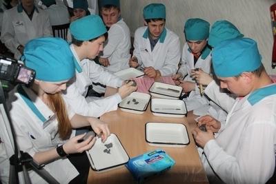 Нижнеломовский филиал Пензенского областного медицинского колледжа фото 1