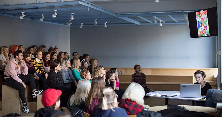 Международный колледж искусств и коммуникаций Института гуманитарного образования и информационных технологий фото 5