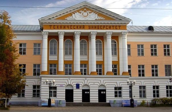 Тверской государственный технический университет фото