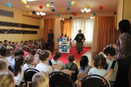 """Дошкольное отделение №3 школы №1357 """"На Братиславской"""" фото 1"""