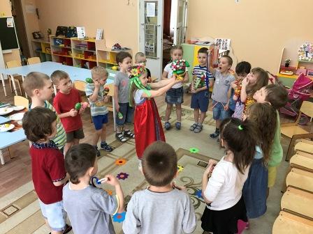"""Дошкольное отделение №3 школы №1357 """"На Братиславской"""" фото"""