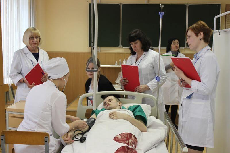 Тверской медицинский колледж фото 3