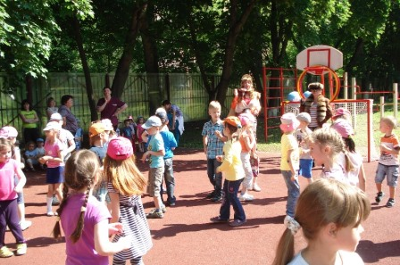 """Дошкольное отделение """"Жукова 53-2"""" школы №1517 фото 3"""