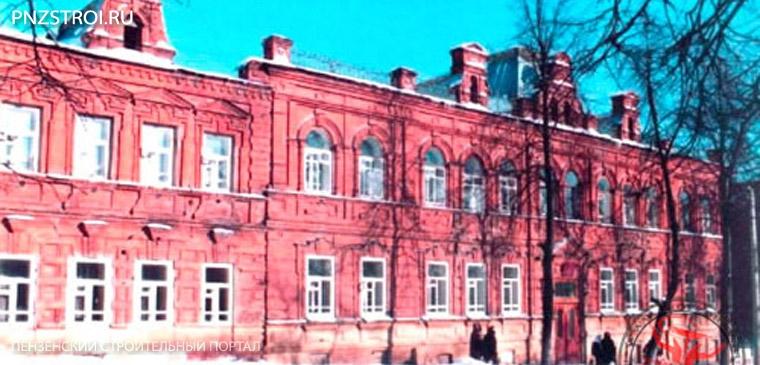 Пензенский областной медицинский колледж фото