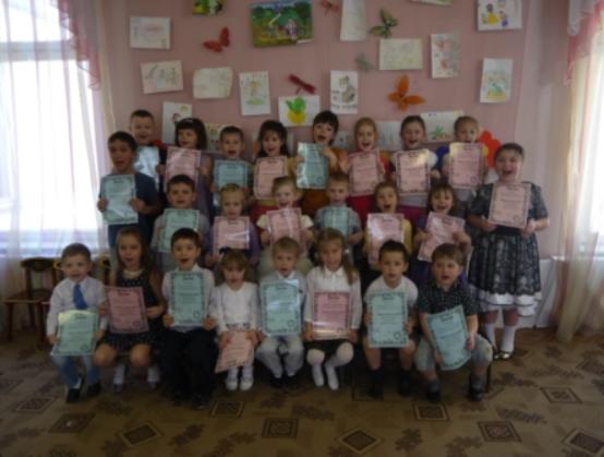 Дошкольное отделение №4 школы №1623 фото