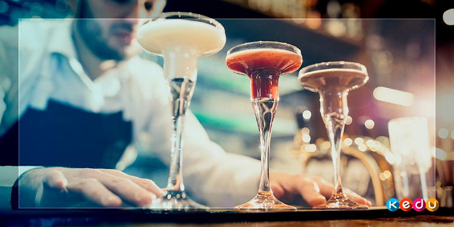 Какие бывают бармены
