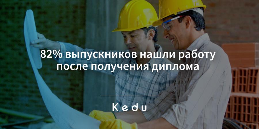 обучение в колледже на строителя