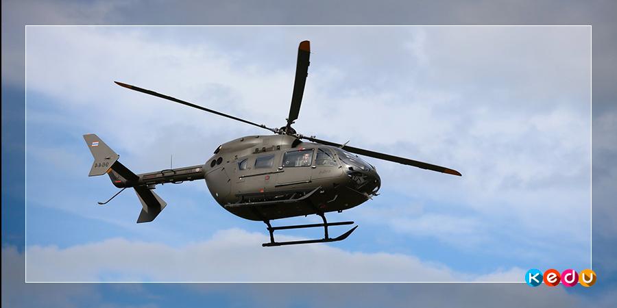 Работа пилота вертолета