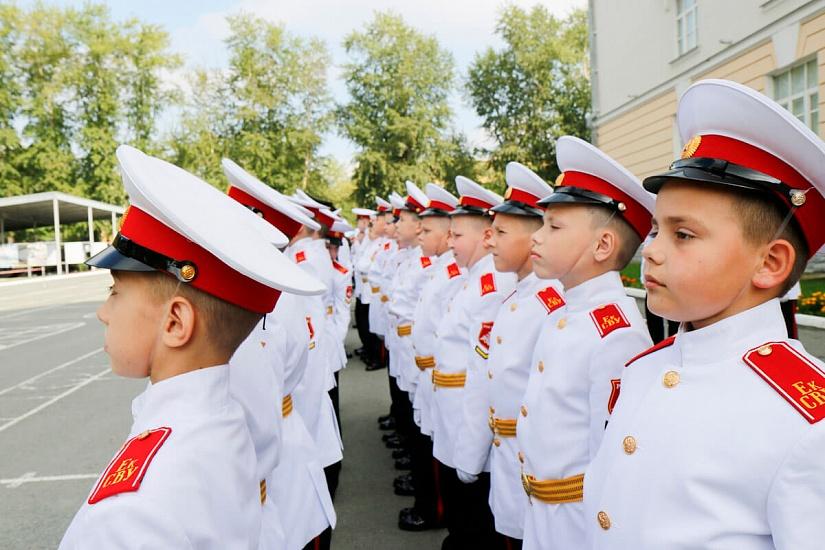 Екатеринбургское суворовское военное училище фото 2