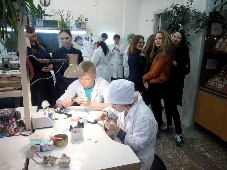 Березниковский медицинский колледж фото 1