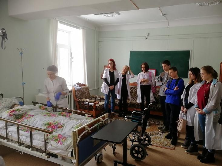 Березниковский медицинский колледж фото 4