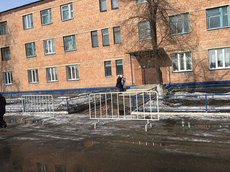 Курагинский филиал Минусинского сельскохозяйственного колледжа фото