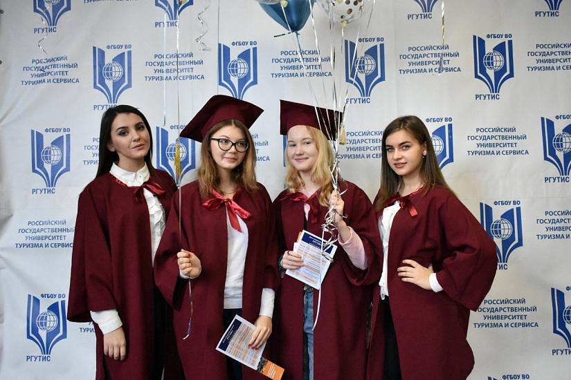 Колледж Российского государственного университета туризма и сервиса фото 3