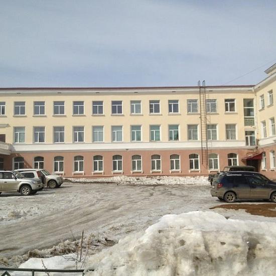 Ольский филиал Магаданского политехнического техникума фото