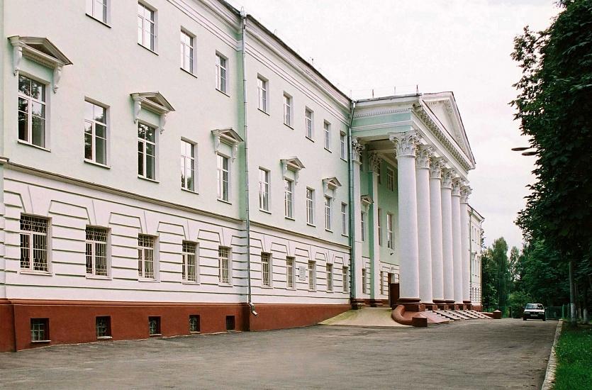 Орловский филиал Петербургского государственного университета путей сообщения Императора Александра I фото
