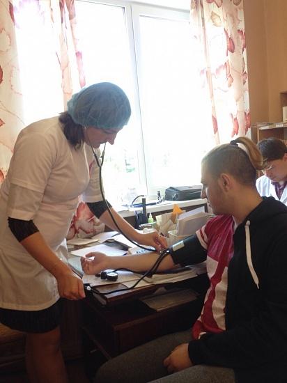 Филиал Выборгского медицинского колледжа в г. Сланцы фото 1