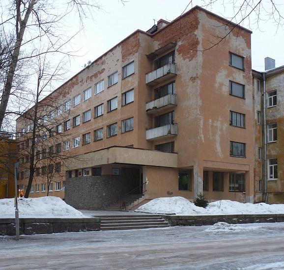 Филиал Выборгского медицинского колледжа в г. Приозерске фото