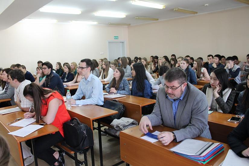 Пензенский филиал Финансового университета при Правительстве Российской Федерации фото 1