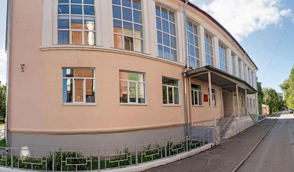 Колледж олимпийского резерва Пермского края фото