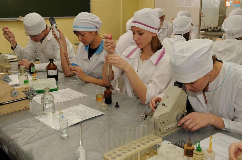 Фармацевтический филиал Свердловского областного медицинского колледжа фото 2