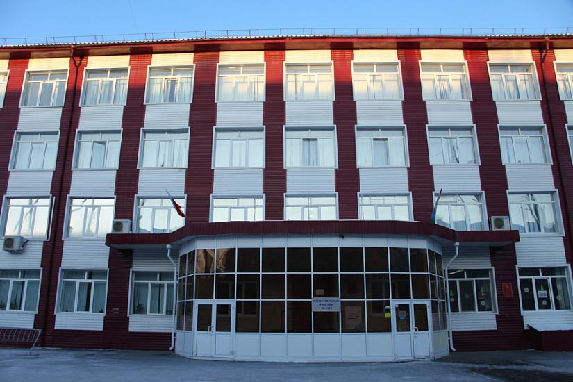 Многопрофильный колледж Тюменского индустриального университета фото